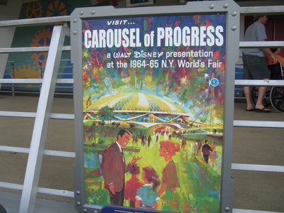 Carousel Of Progress History