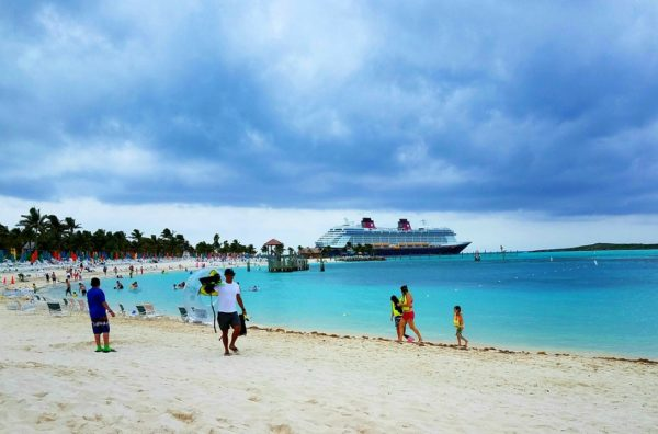 Castaway Cay is beautiful, and there's so much to do!