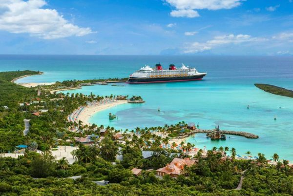 Disney Cruise Line wins top marks including Top Private Island! Photo credits (C) Disney Enterprises, Inc. All Rights Reserved