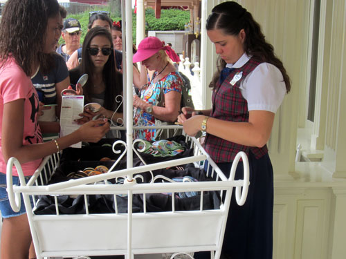 Celebrate buttons are fun, and you might get a little surprise, but don't expect it.