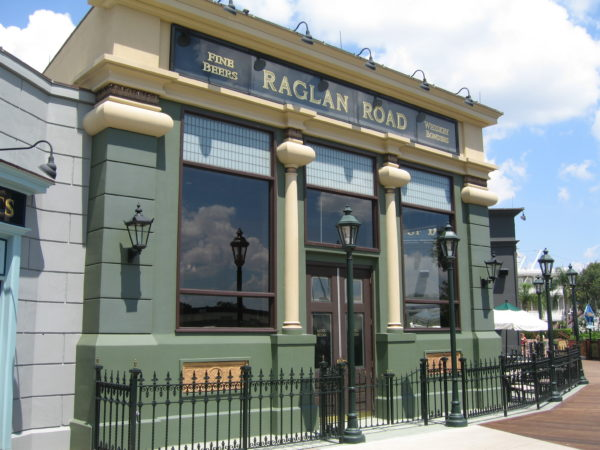 Raglan Road will be the center of all celebrating on St. Patrick's Day!