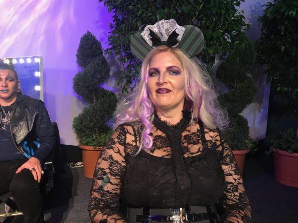 Character Couture look inspired by Haunted Mansion