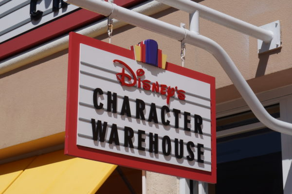 Disney's off-property outlet stores will reopen soon.
