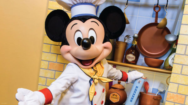 Chef Mickey is coming back!