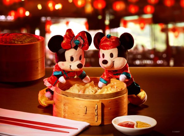 Disney nuiMOs Lunar New Year. Photo credits (C) Disney Enterprises, Inc. All Rights Reserved