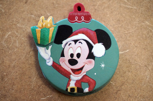 Mickey Mouse antenna topper.  It would be fun for other decorating uses too.