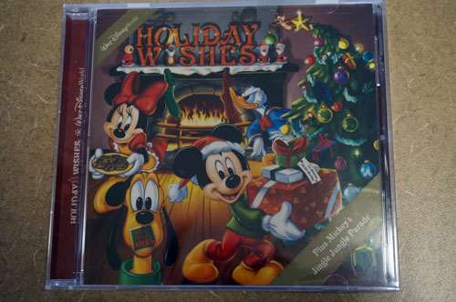 Holiday Wishes CD.