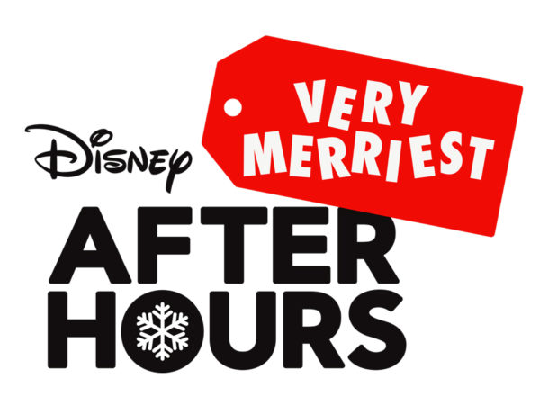 Disney After Hours logo. Photo credits (C) Disney Enterprises, Inc. All Rights Reserved