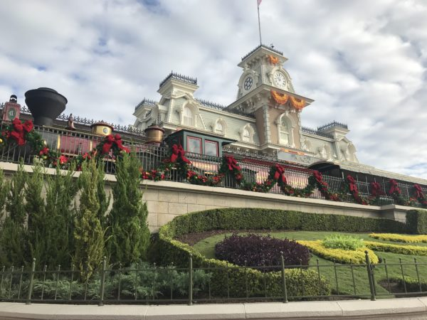 Main Street Station, ready to greet you and yours for the Holidays!