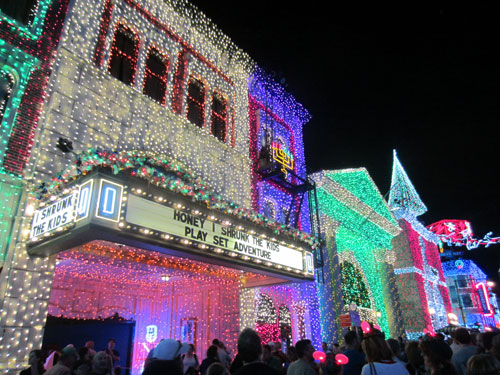 We will miss you Osborne lights. RIP.