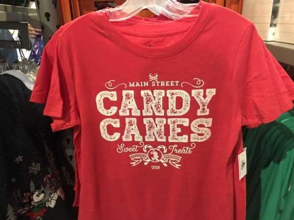 Main Street Candy Canes t-shirt - $34.99