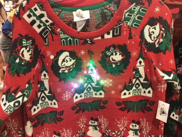 Animal Kingdom Christmas Shirt.Disney Christmas Merchandise Arrives At Epcot For 2019