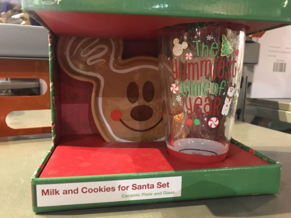Milk and cookies for Santa set - $24.99