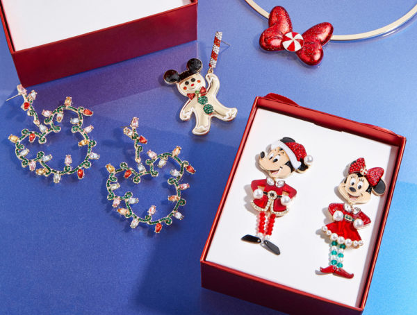 More Christmastime jewelry. Photo credits (C) Disney Enterprises, Inc. All Rights Reserved