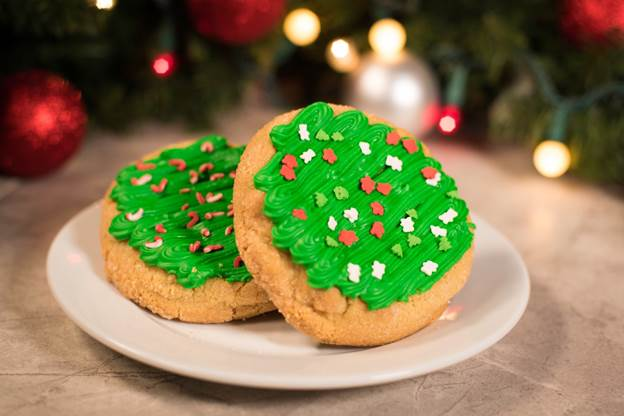 What's Christmas without cookies? Photo credits (C) Disney Enterprises, Inc. All Rights Reserved