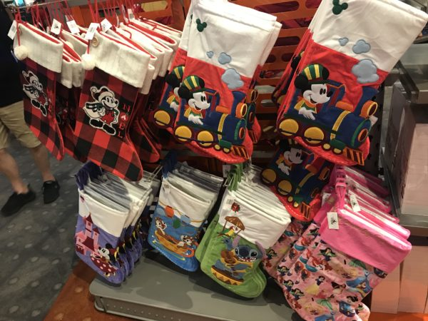 There's a variety of stocking designs - one for everyone in the family!