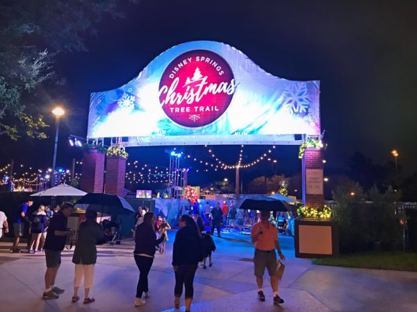 Welcome to the 2019 Disney Springs Christmas Tree Trail!