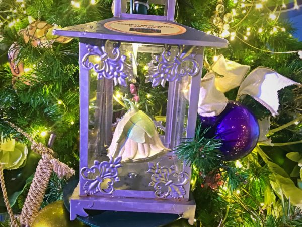 Gorgeous Princess Tiana ornament.