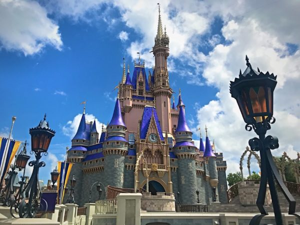 Guests will get to see the castle's new look.
