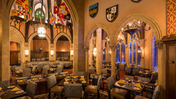 Cinderella's Royal Table will reopen on September 24. Photo credits (C) Disney Enterprises, Inc. All Rights Reserved