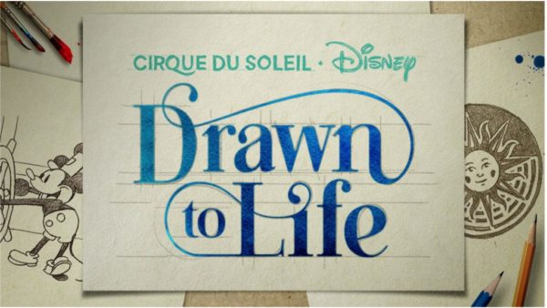The new Cirque show officially opens on April 17, 2020. Photo credits (C) Disney Enterprises, Inc. All Rights Reserved