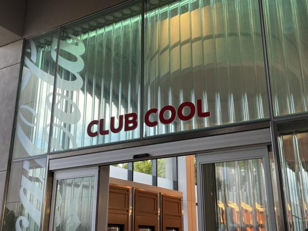 Welcome back, Club Cool!