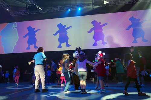 Boogie Down With The Mouse Club Disney Opens In Hollywood