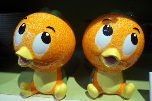 Orange Bird is making a comeback.