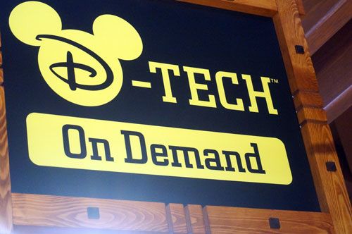 Welcome to D-Tech On Demand.