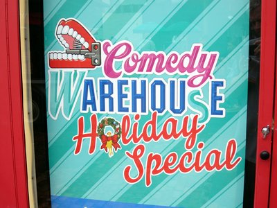 Comedy Warehouse Special