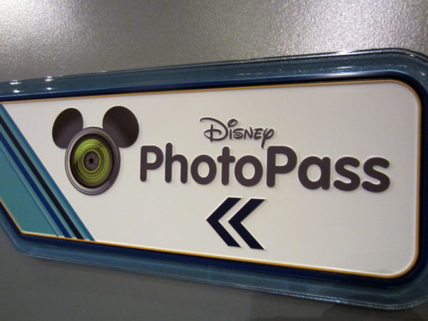 PhotoPass photos are included in Disneyland's MaxPass, but it's not included in Disney World's FastPass.