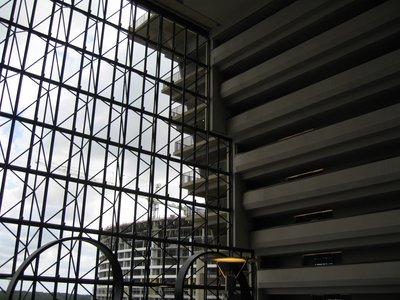 Disneys Contemporary Resort Atrium