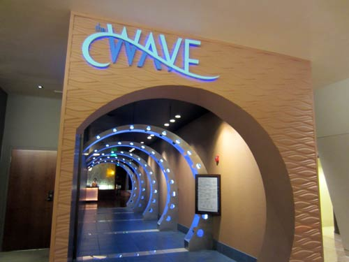 The Wave in Disney's Contemporary Resort.