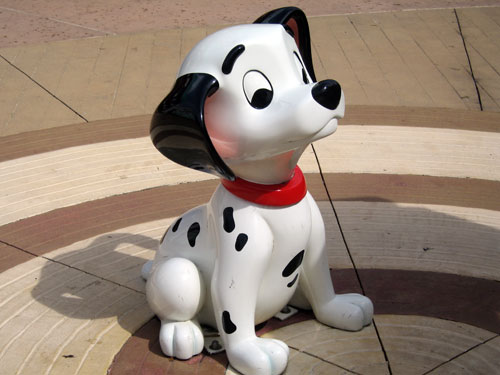 Would you like to take your dog into the Magic Kingdom?