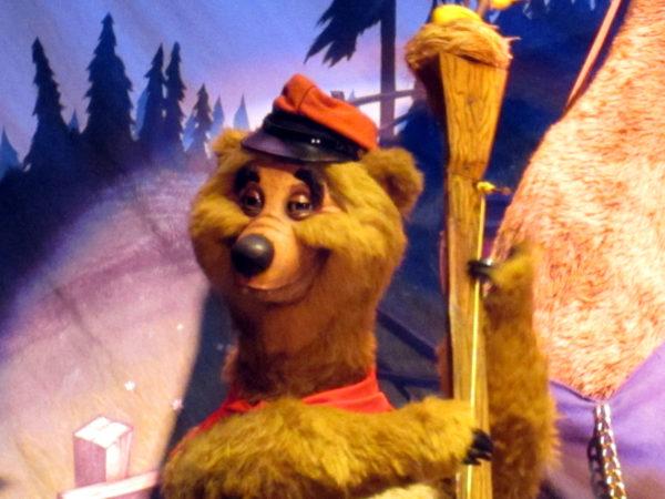 Country Bear Jamboree.