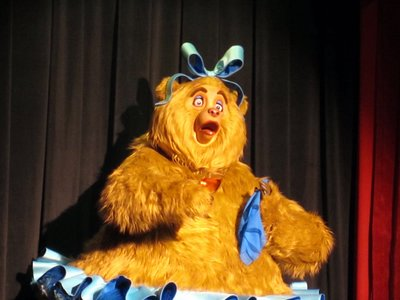 Country Bear Jamboree - Trixie