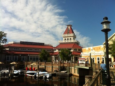 Staying at a Disney resort, like Port Orleans Riverside, make it easier and faster to take a mid day beak.