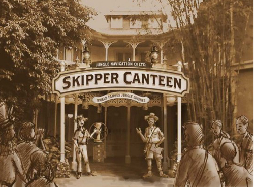 Skipper Canteen will open in Magic Kingdom sometime before the end of 2015.