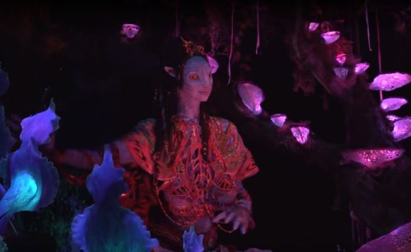 The Shaman is very lifelike. Photo credits (C) Disney Enterprises, Inc. All Rights Reserved
