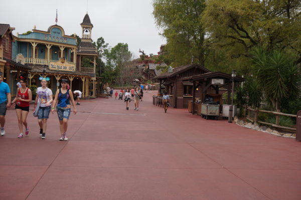 Building a fifth gate in Disney World could all but empty the other parks.