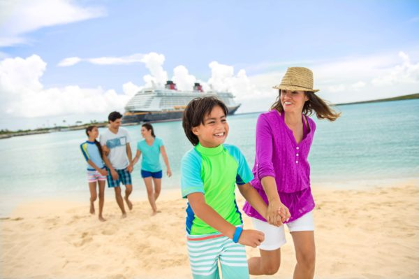"""Best for Families"" award for Disney Cruise Line"