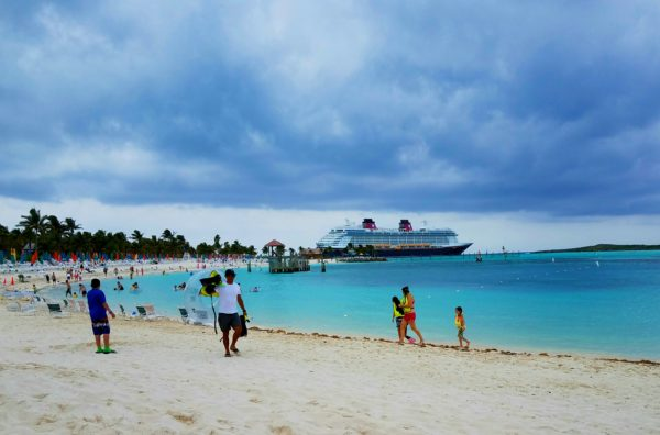 Disney Cruise Line has their eye on a new island south of Castaway Cay.