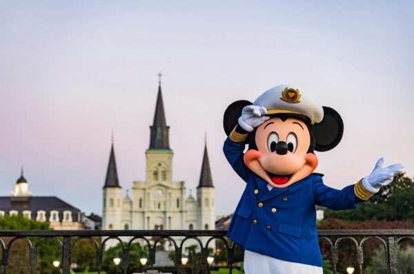 Disney Cruises will sail from New Orleans and to Hawaii in 2020! Photo credits (C) Disney Enterprises, Inc. All Rights Reserved
