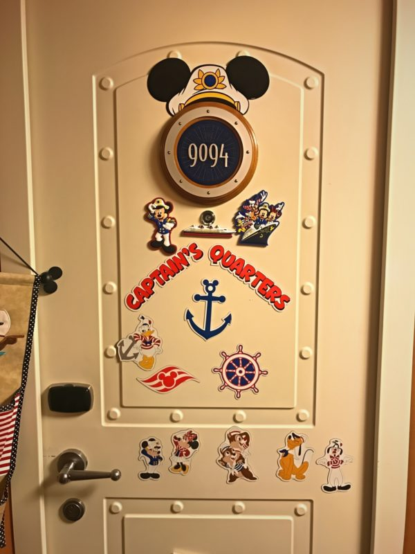 Captain Mickey must be staying here!