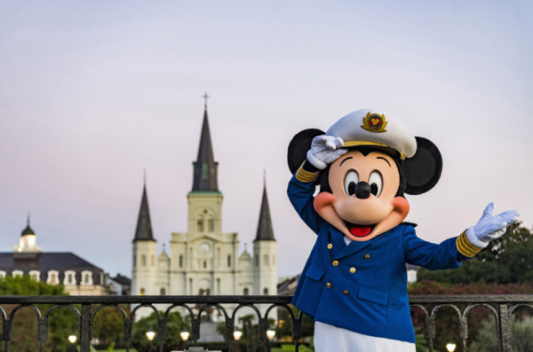 The Disney Cruise Line will set sail from New Orleans in 2021!  Photo credits (C) Disney Enterprises, Inc. All Rights Reserved