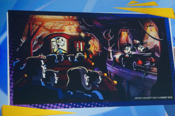 Disney has released some details for Mickey and Minnie's Runaway Railway!