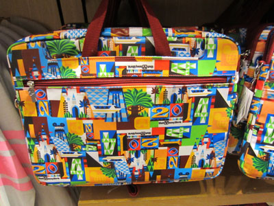 This bag looks like Mary Blair herself could have designed it.