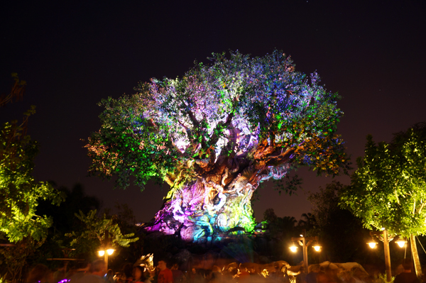 The Tree of Life came awakens!