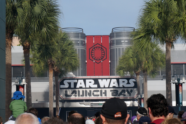 There is plenty of Star Wars around Disney property.