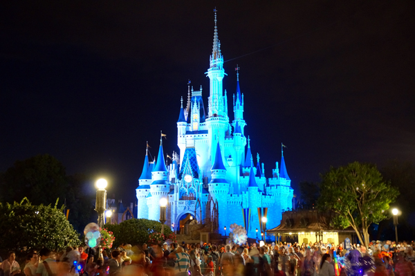 Enjoy the Magic Kingdom with low crowds.